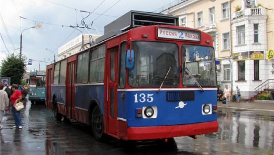 МУП «Горэлектротранспорт» попросило денег на зарплаты