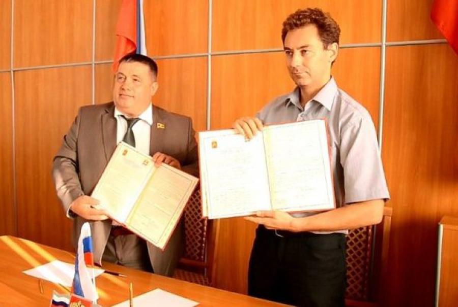 Между Тверью и Феодосией подписано соглашение о сотрудничестве