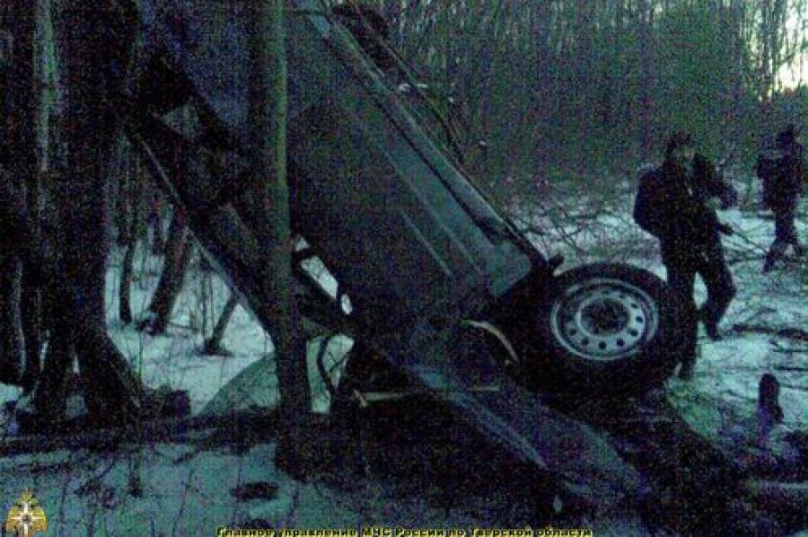 Два человека погибли в ДТП на трассе М-9