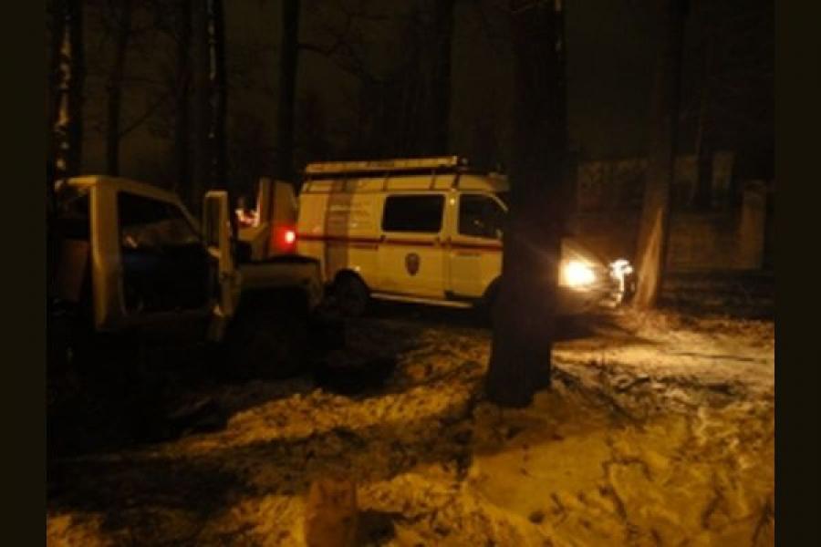 В Твери в ДТП пострадал человек