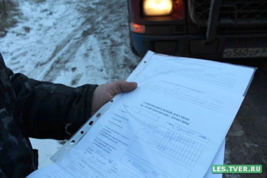 Минлесхоз региона провел проверки на дорогах