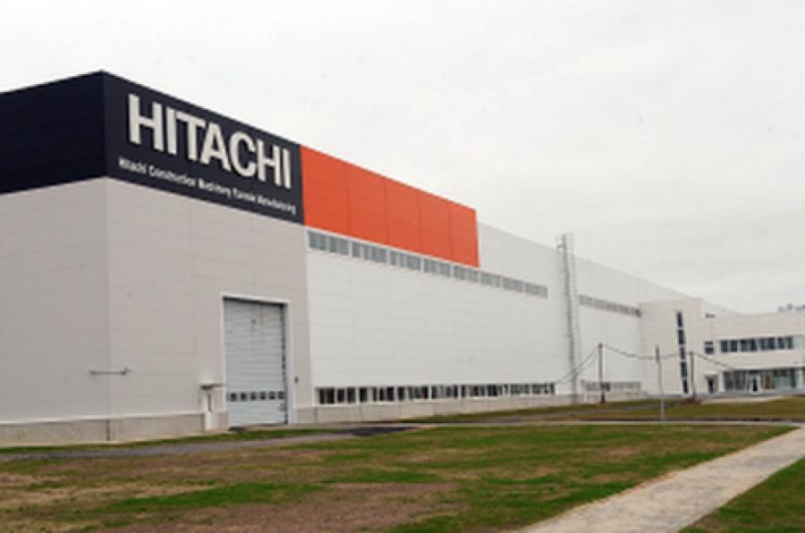 Первый «тверской» экскаватор «Хитачи» может сойти с конвейера в декабре