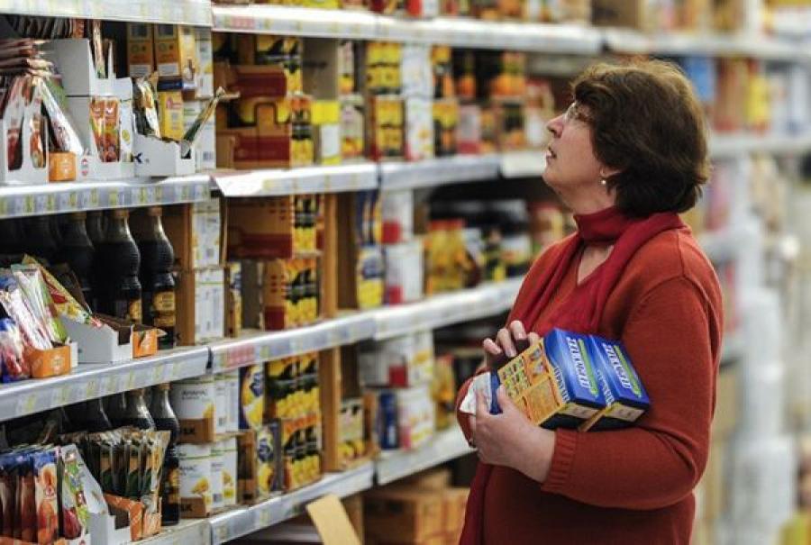 Жители региона жалуются на рост цен на говядину, рыбу, кур и капусту