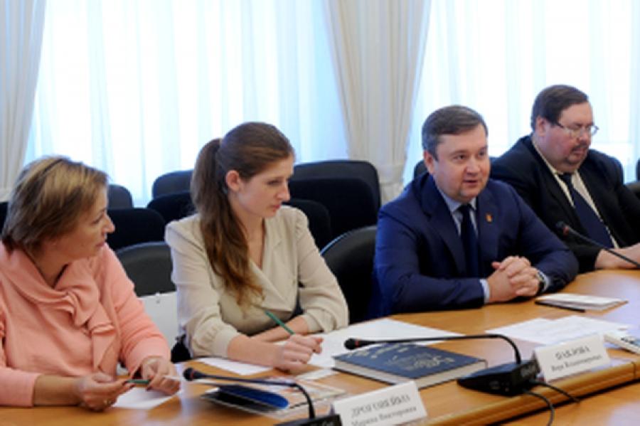 Губернатор рассказал журналистам федеральных СМИ о промышленном туризме в Верхневолжье