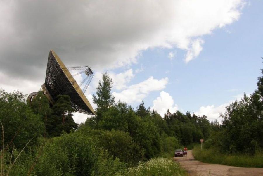 Один из крупнейших в мире радиотелескопов возобновил работу в Тверской области