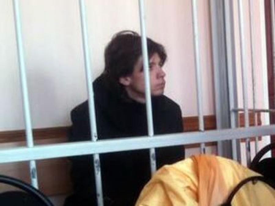 Десять молодых людей провели незаконный пикет у здания Центрального районного суда Твери
