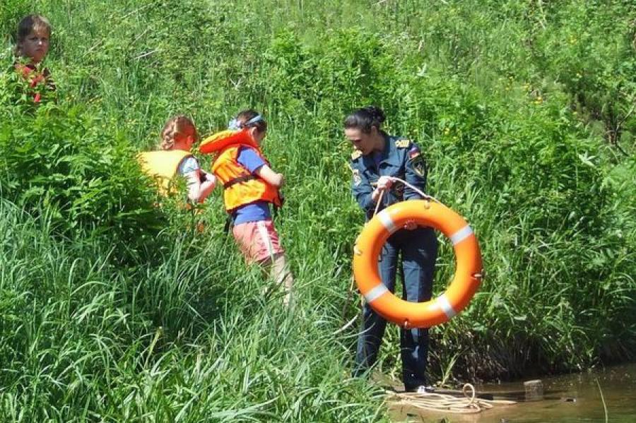 Опасные водоёмы