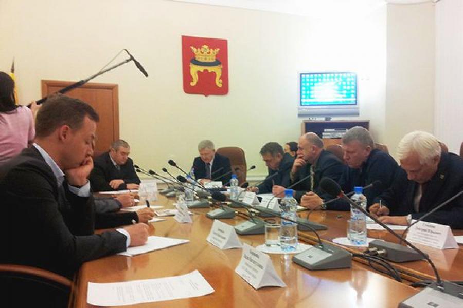 Руководители предприятий Твери обсудили насущные проблемы