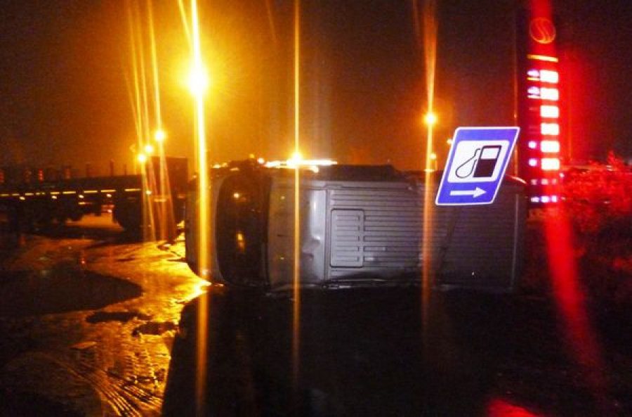 Один человек погиб и двое пострадали в ДТП с участием пяти машин