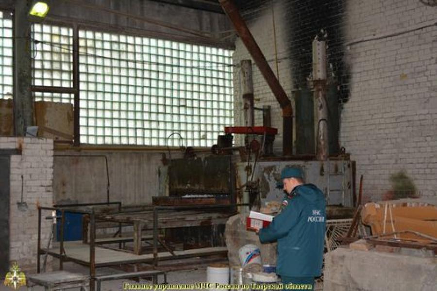 Известна причина отравления рабочих на Стекольном заводе