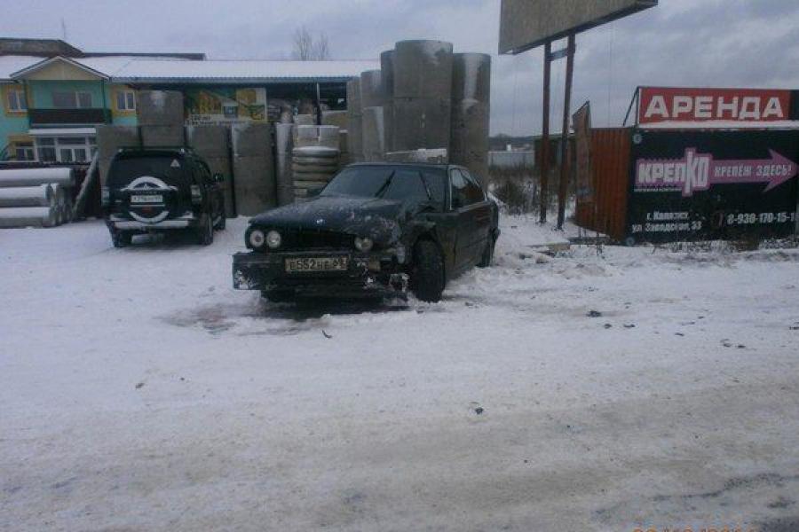 В ДТП, произошедшем в Калязине, пострадала 78-летняя женщина