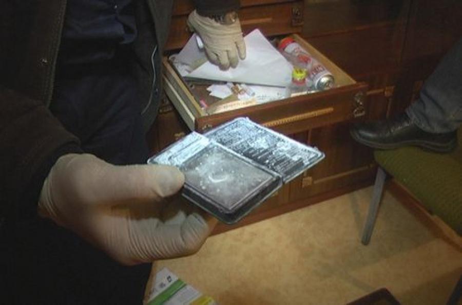 В съемной квартире в «Южном» наркополицейскими изъято более 20 кг курительных смесей