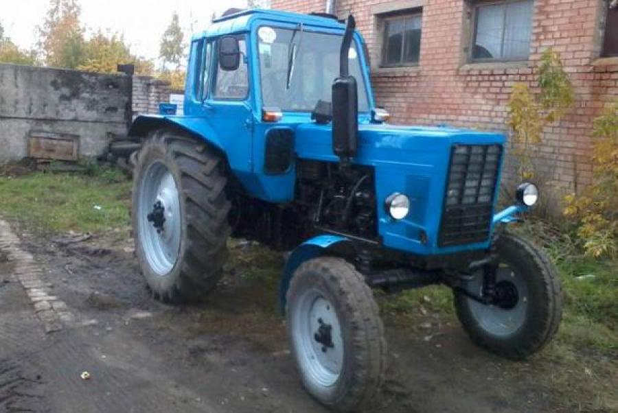 В Твери проверят трактора и самоходную технику