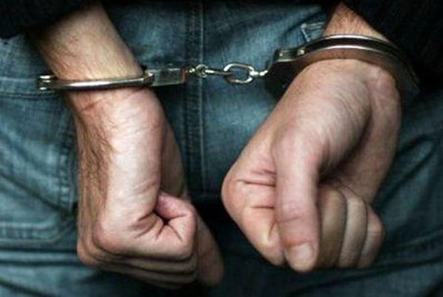 В Калининском районе по «горячим следам» задержан предполагаемый убийца