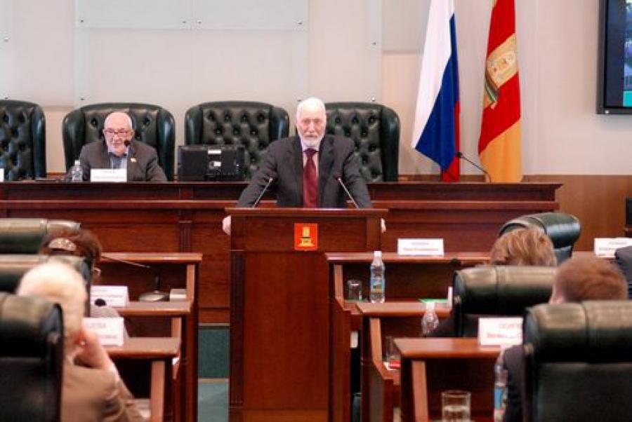 Достижения и проблемы ТСЖ обсудили в областном парламенте