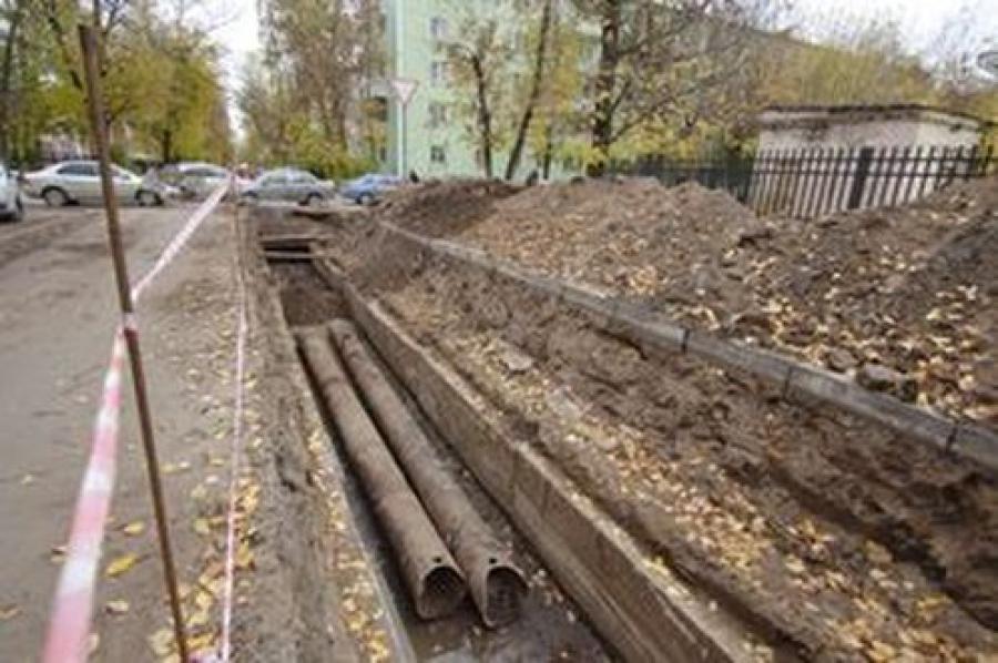Тепло скоро должно появиться в домах на бульваре Радищева