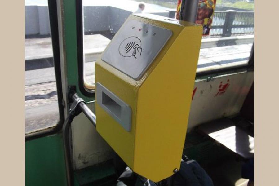 В тверских трамваях попробуют ввести новую систему оплаты проезда