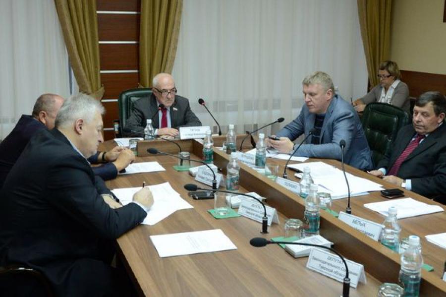 К исполнению бюджета региона за 2013 год у депутатов есть замечания
