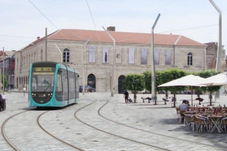 Глава Твери убедился в Безансоне, что трамвай – это хорошо