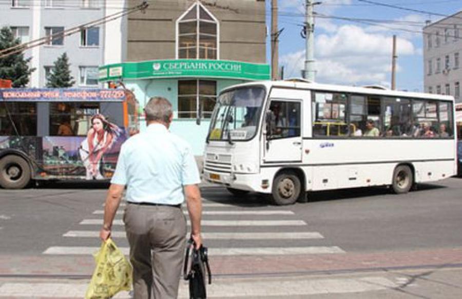В Твери делят маршрут №223