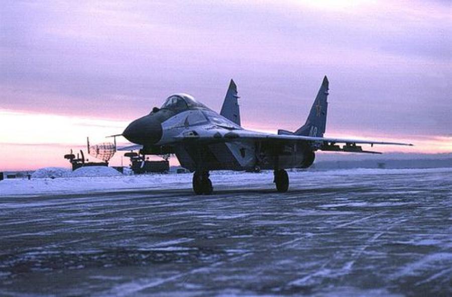 В Тверской области начались учения истребительной авиации