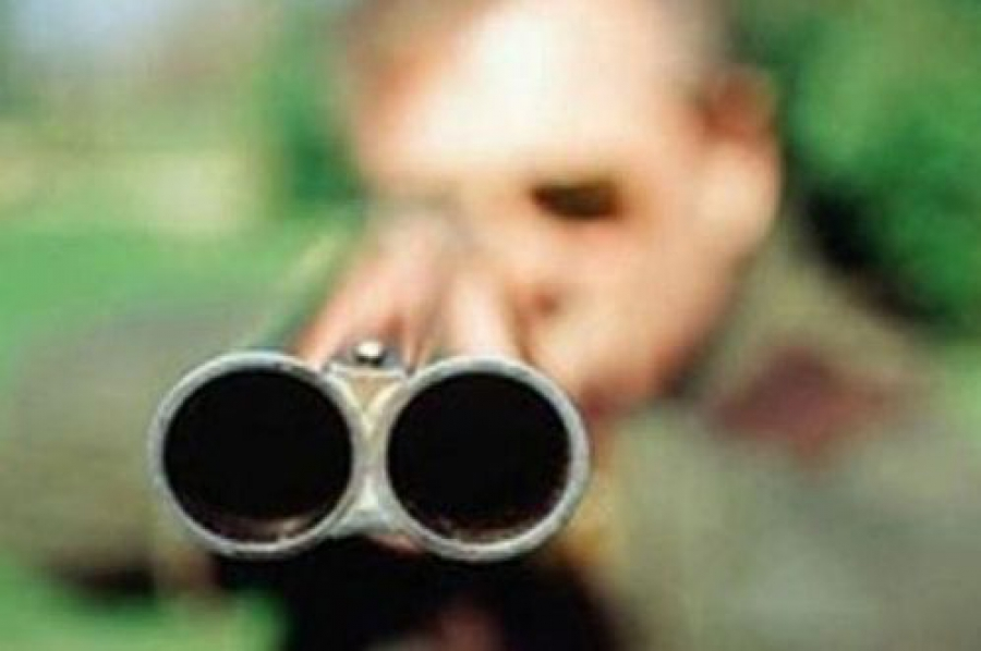 Житель Селижаровского района защищал свою пилораму от проверяющего с оружием в руках