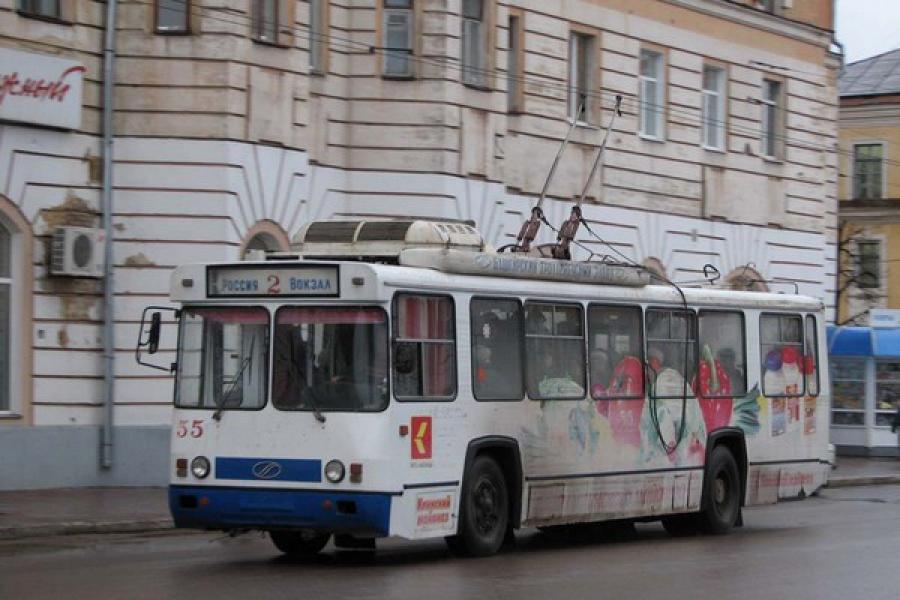 Энергетики грозятся обесточить тверские трамваи и троллейбусы