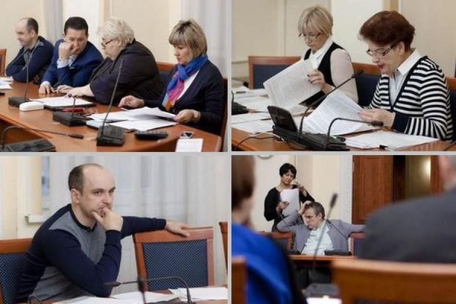 Тверские депутаты обсудили очередные изменения бюджета-2014