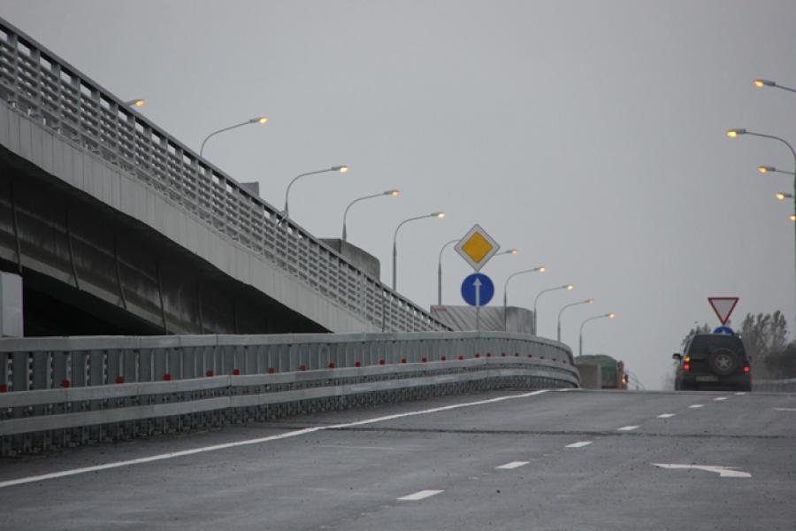 В Твери продолжится реконструкция Мигаловского моста