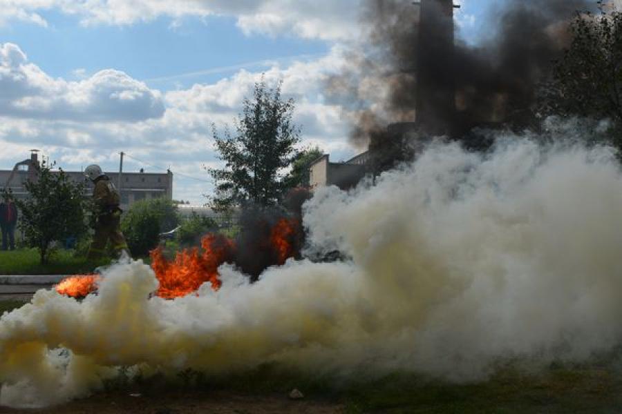 Учение по пресечению теракта прошло в Твери в одном из корпусов госуниверситета