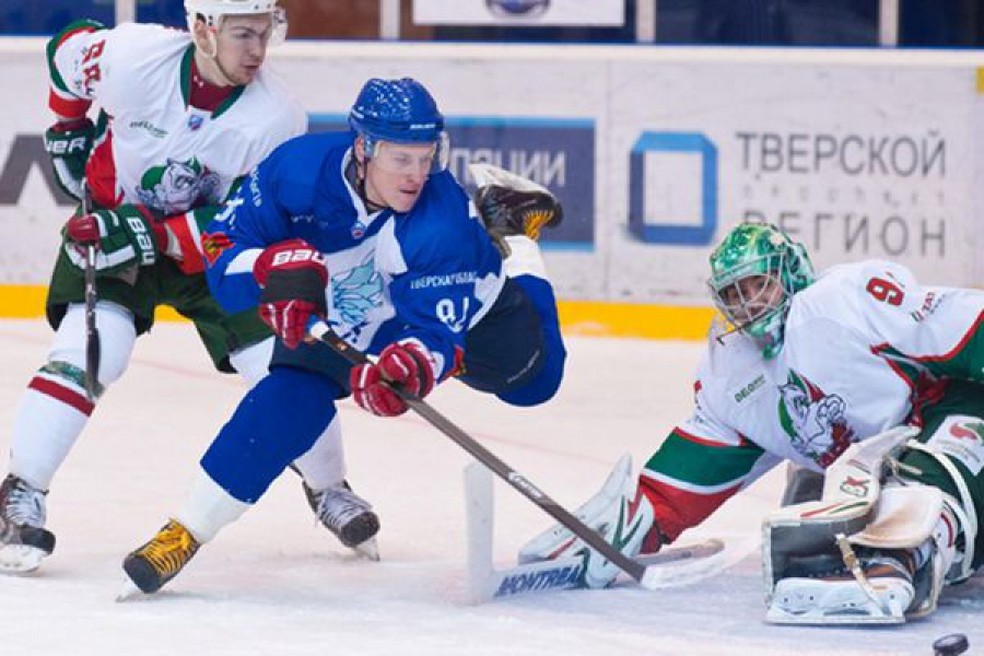 ТХК по буллитам победил казанский «Барс»
