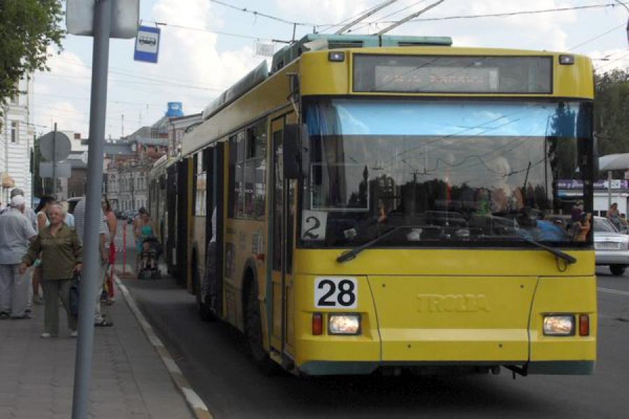 Энергетики не станут обесточивать трамваи и троллейбусы Твери