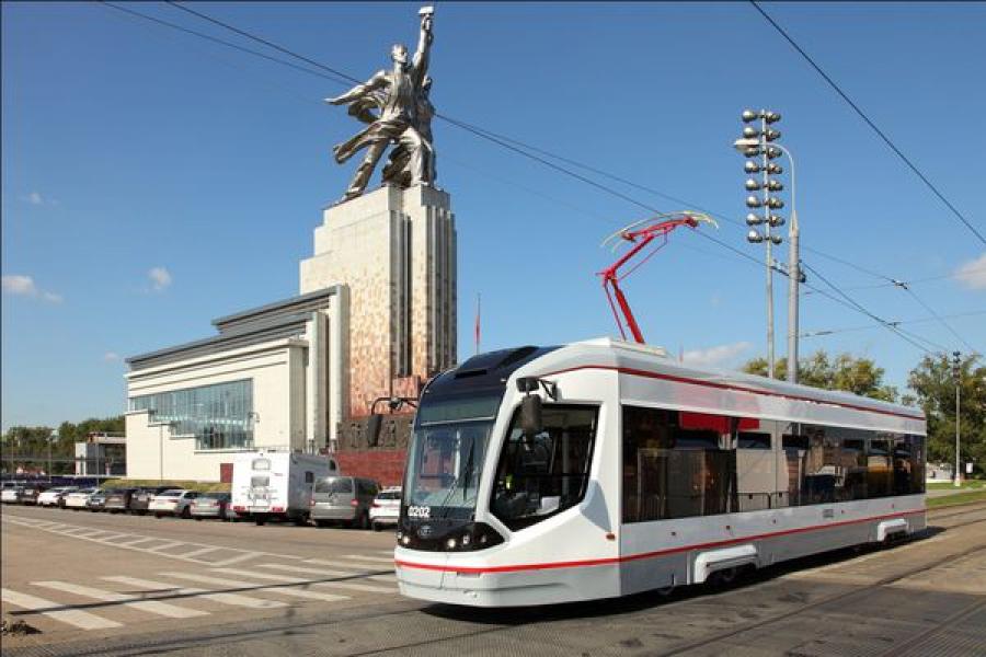 На ТВЗ начинается промышленный выпуск трамваев