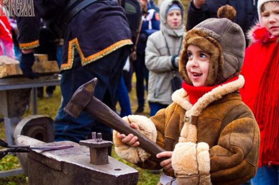 В Торжке «закуют Зиму»