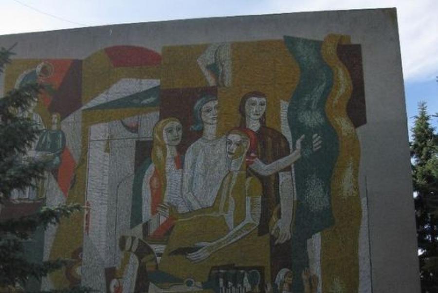 Обновленную площадь ДК «Пролетарка» торжественно откроют 20 сентября