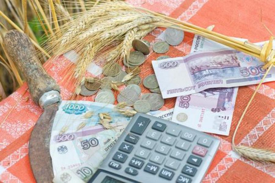 Тверских сельхозпроизводителей поддержат рублём