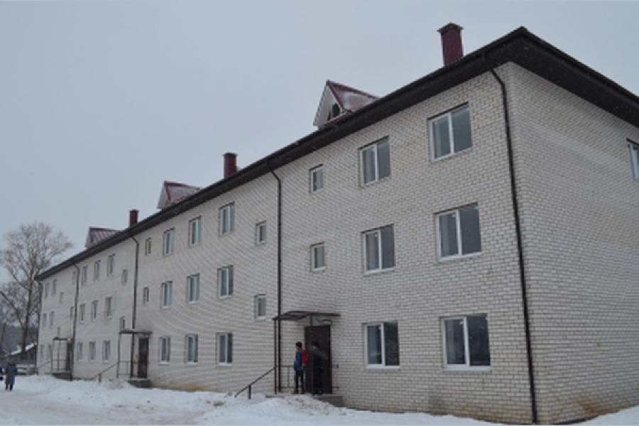 Жители Верхневолжья переселяются из аварийных домов в новые квартиры