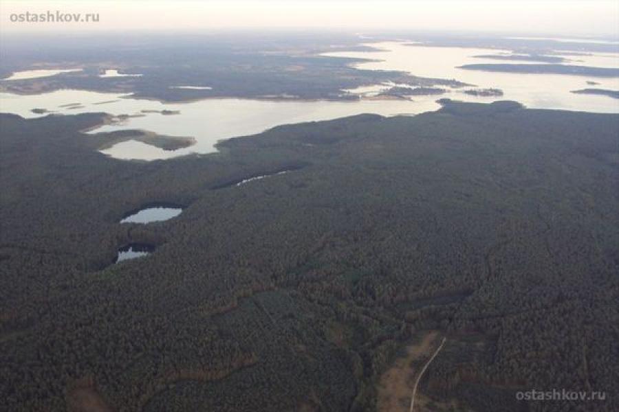 На острове Хачин нарушается особый режим охраны природной территории