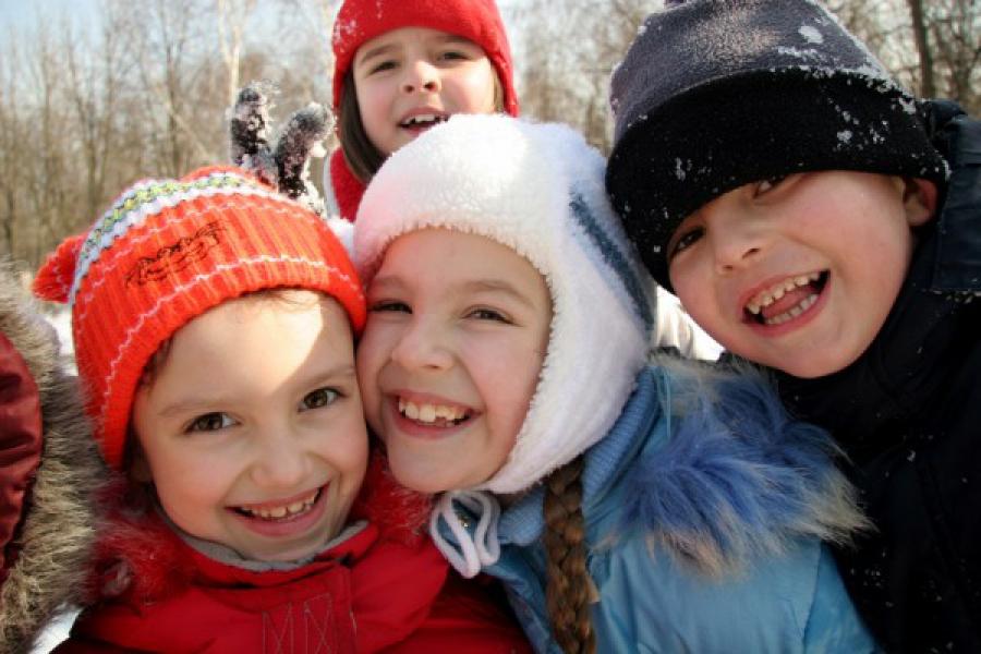 В Тверской области живет 227 тысяч детей