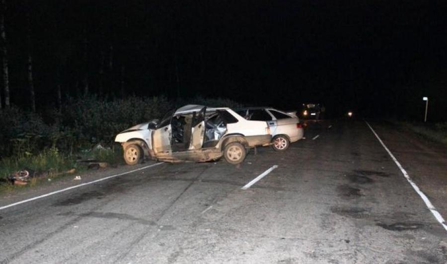 Ночное ДТП в Кашинском районе: двое погибли, шестеро получили травмы
