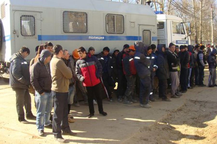В 2014 году в Твери выявлено более 400 нарушений миграционного законодательства