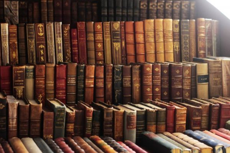 В «Книжном шатре» можно будет почитать и пообщаться