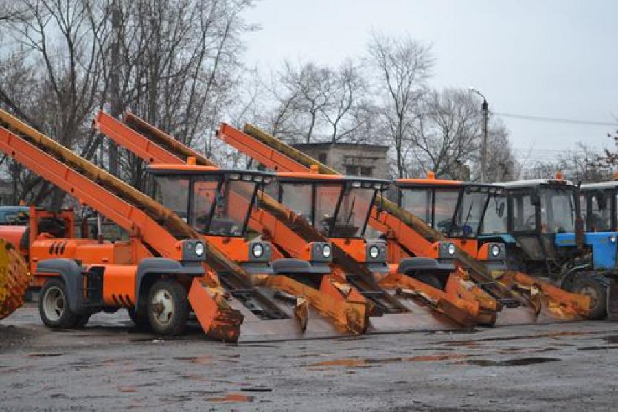 Уборка снега в Твери: уже расторгнут контракт с одним из подрядчиков