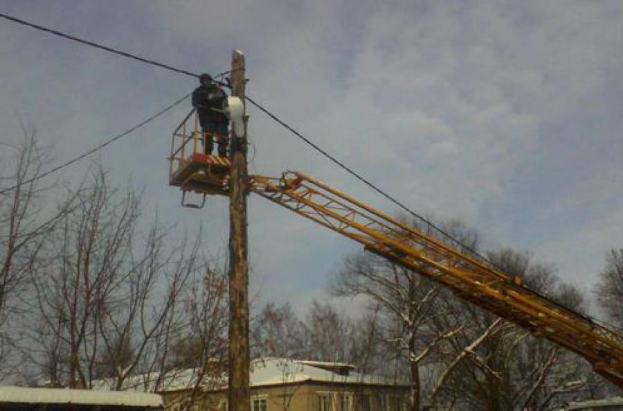 К концу дня планируется восстановить электроснабжение в Тверском регионе