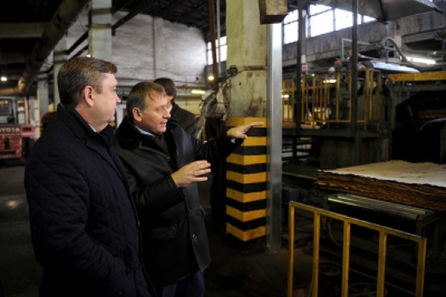 Губернатор остался доволен поездкой в Нелидовский район