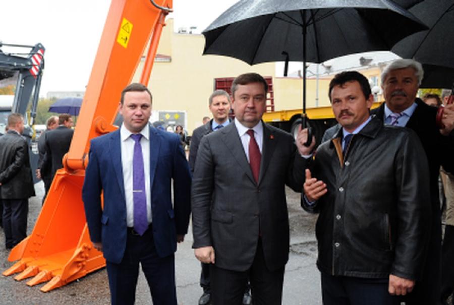 Тверских машиностроителей поздравили с профессиональным праздником первые лица региона