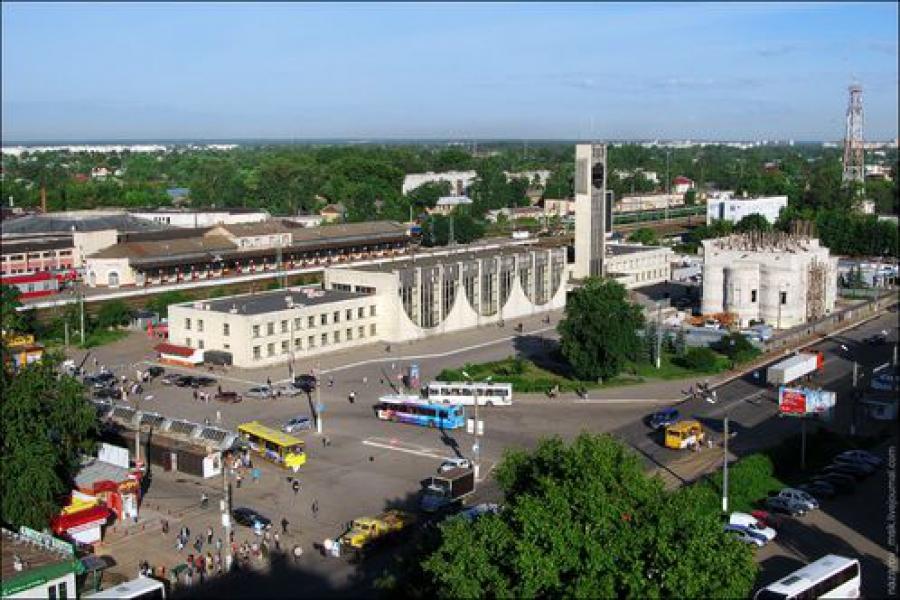 Губернатор оценил вокзалы и дороги Твери