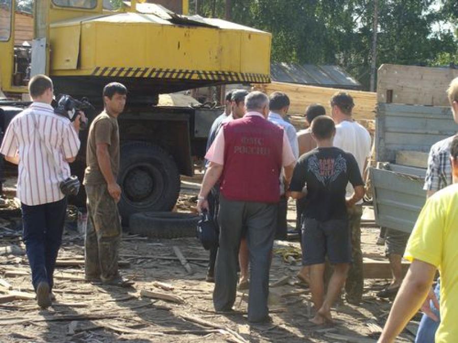 Около 11 тысяч иностранцев трудятся в Тверской области официально