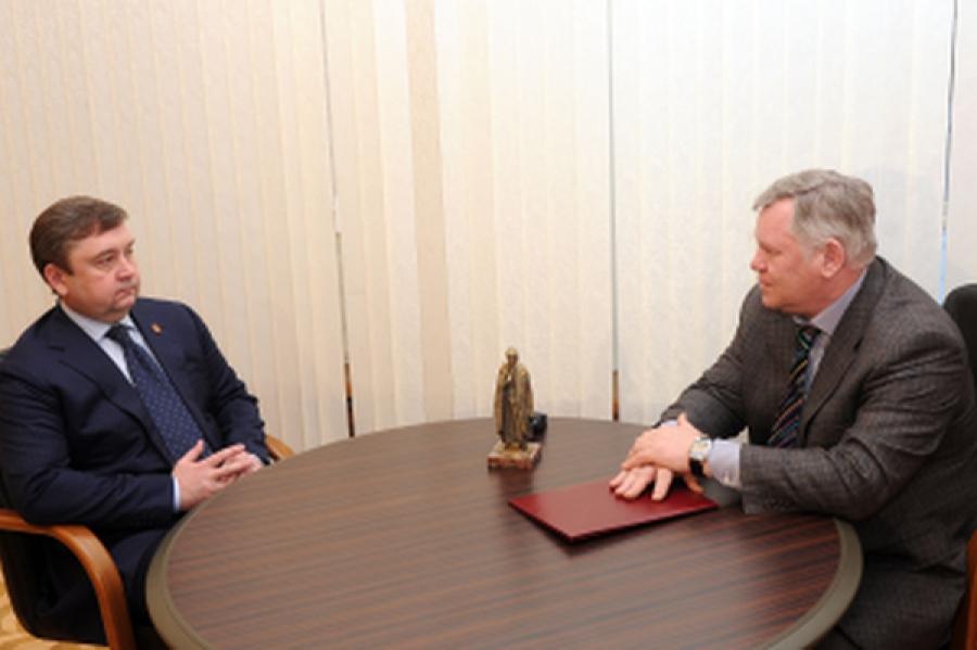 Губернатор и сенатор от Тверской области обсудили экономическую ситуацию в стране и в регионе