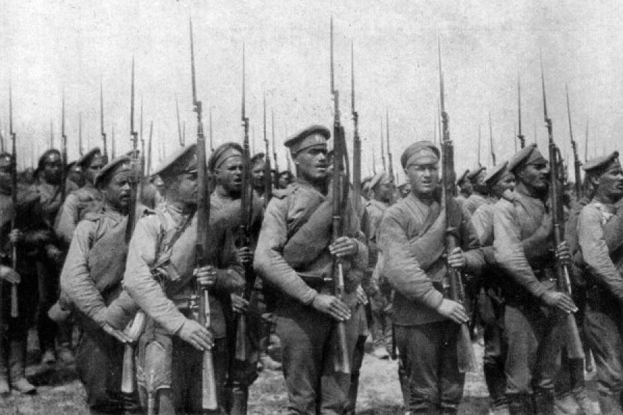 В Твери вспомнят Первую мировую войну
